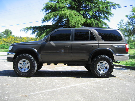 madmike04 1998 Toyota 4Runner Specs, Photos, Modification ...