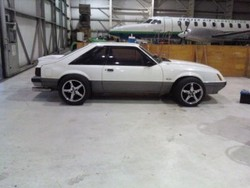 Darkside1987s 1985 Ford Mustang