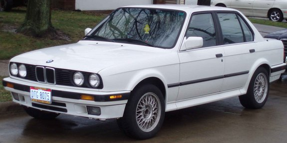 nyyankees 1990 BMW 3 Series 10727818