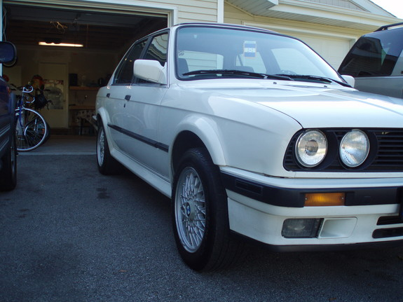 nyyankees 1990 BMW 3 Series 10727820