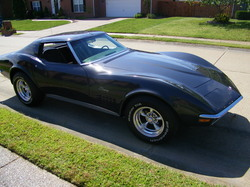 cdurgin 1970 Chevrolet Corvette