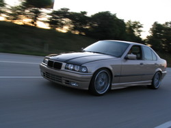 TurboM52 1993 BMW 3 Series