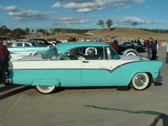 fiftyfiveford 1955 Ford Fairlane Specs Photos Modification Info