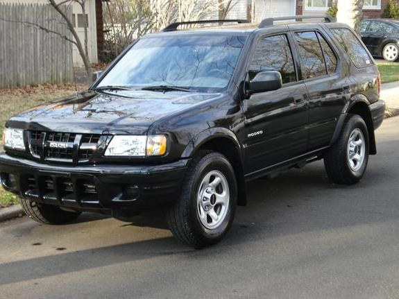 Cgrier 2004 Isuzu Rodeo Specs Photos Modification Info