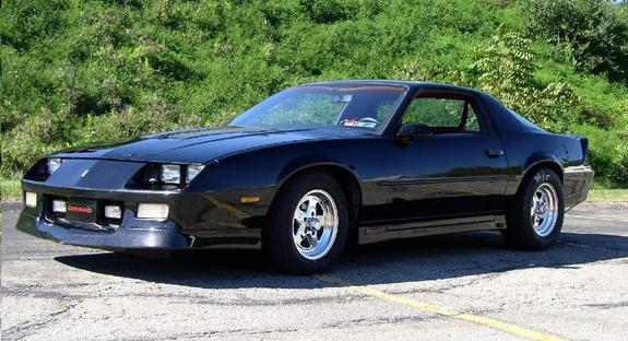 Orr89rocz 1989 Chevrolet Camaro Specs Photos Modification Info At Cardomain