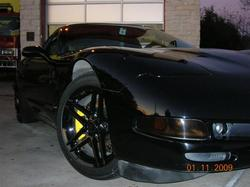 Texez_Marines 1998 Chevrolet Corvette
