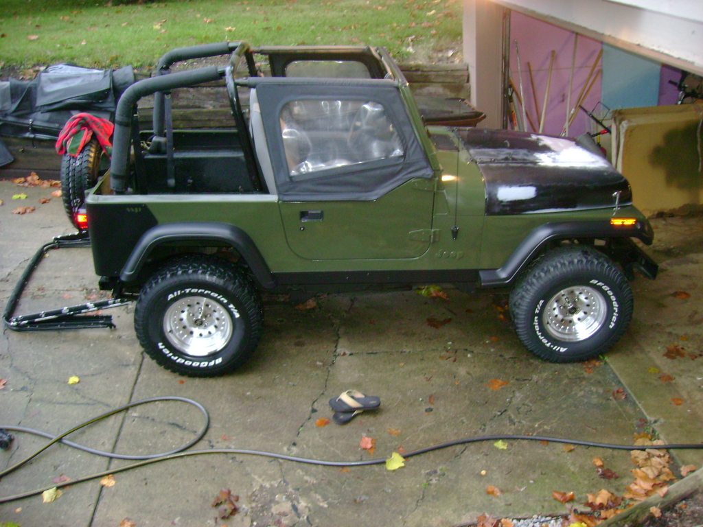 Another YJBYTHEC 1993 Jeep YJ post... - 10731551