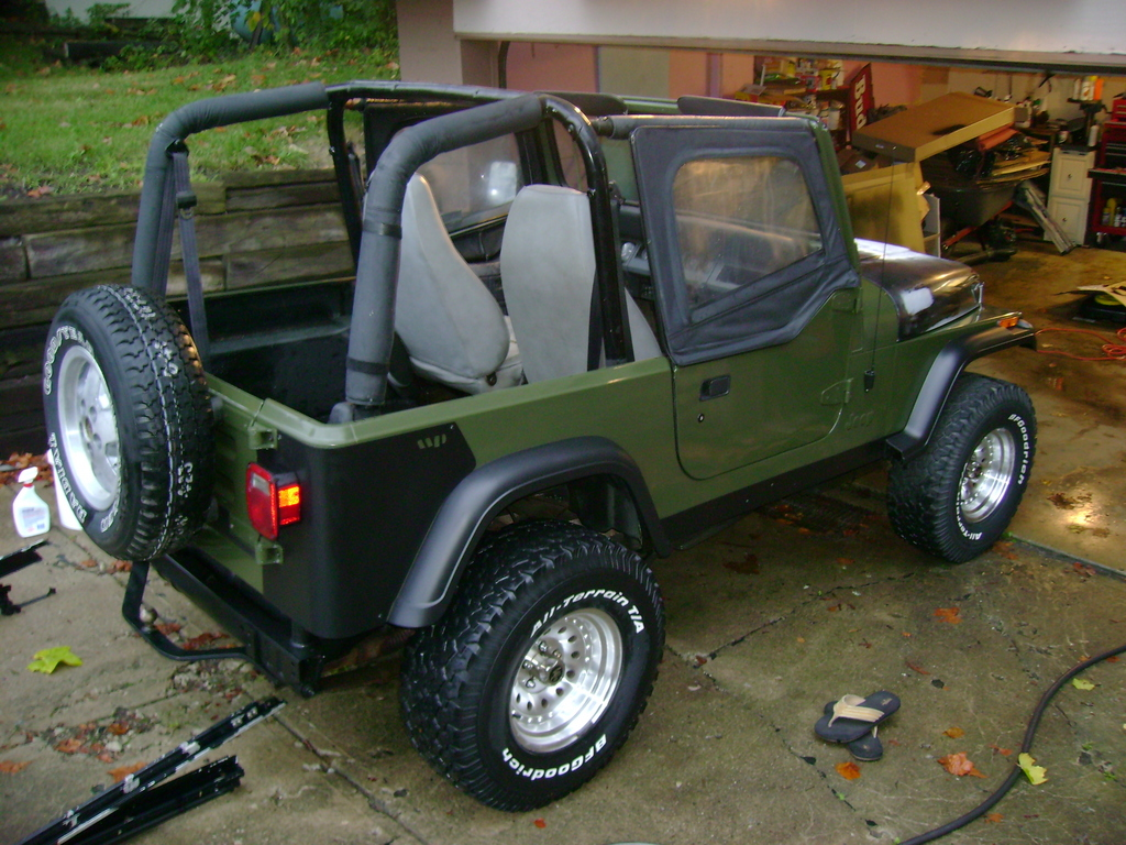 Another YJBYTHEC 1993 Jeep YJ post... - 10731552