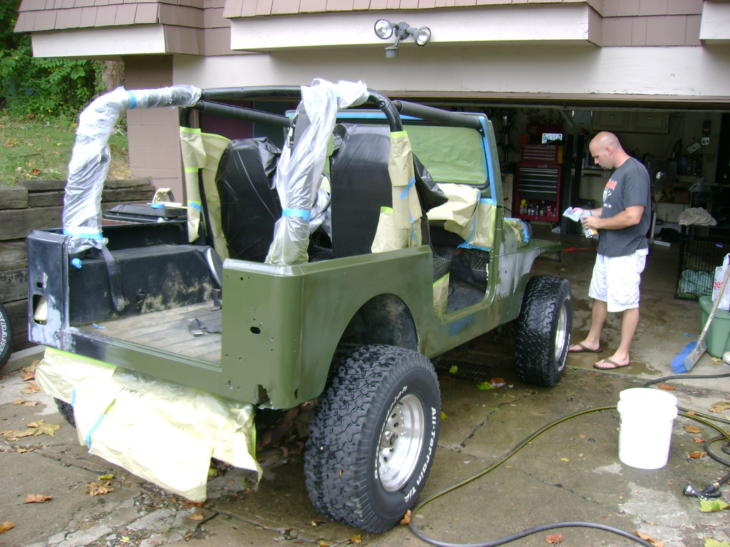 Another YJBYTHEC 1993 Jeep YJ post... - 10731553