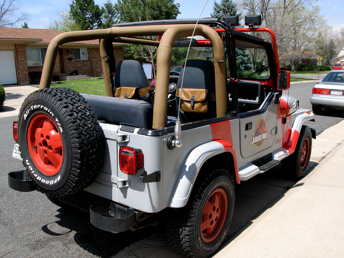 Boomerjinks 1993 Jeep YJ 10732250