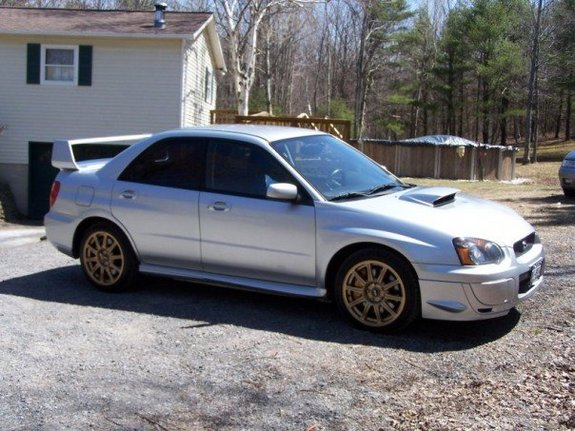 Nowhereny 2005 Subaru Impreza Specs Photos Modification