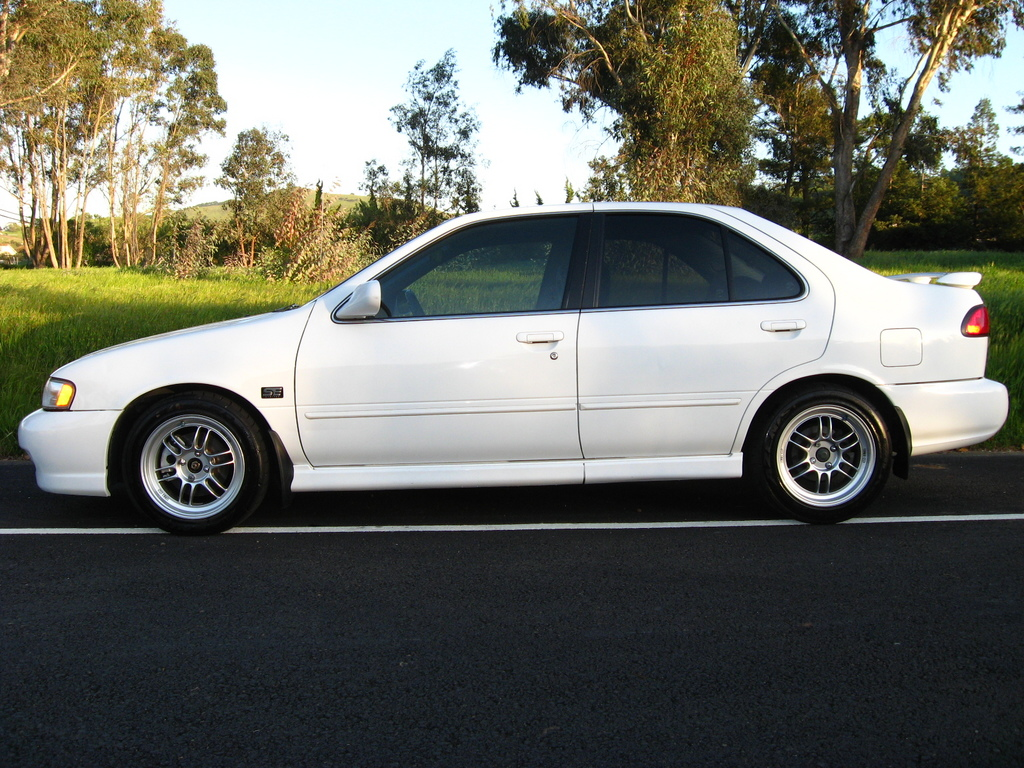 nissanguy8 1999 Nissan Sentra Specs, Photos, Modification ...
