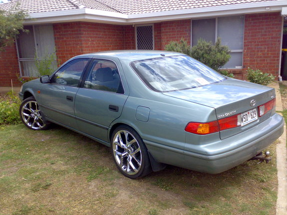 Another camfever 2001 Toyota Camry post... - 10734360