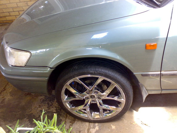 Another camfever 2001 Toyota Camry post... - 10734361