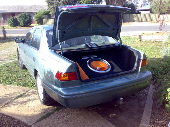 Another camfever 2001 Toyota Camry post... - 10734362