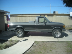Dalt10s 1989 Ford F150 Regular Cab