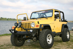 arkhoss 2000 Jeep Wrangler