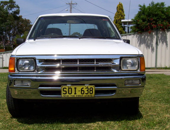 1985 Ford Courier