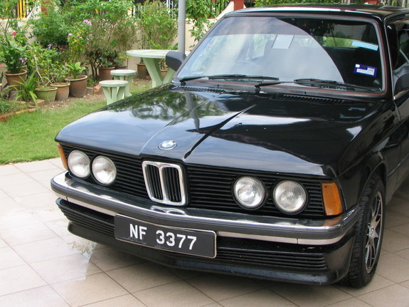Another Bavarian_Monster 1983 BMW 3 Series post... - 10735314