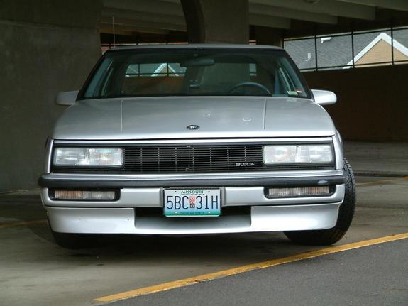 Tricked-T 1989 Buick LeSabre