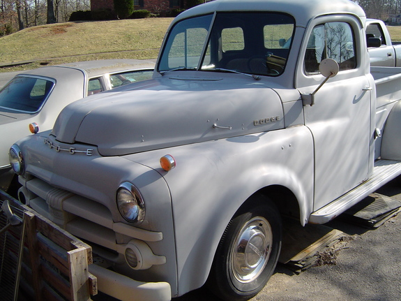 1952 Dodge Ram 1500 Regular Cab