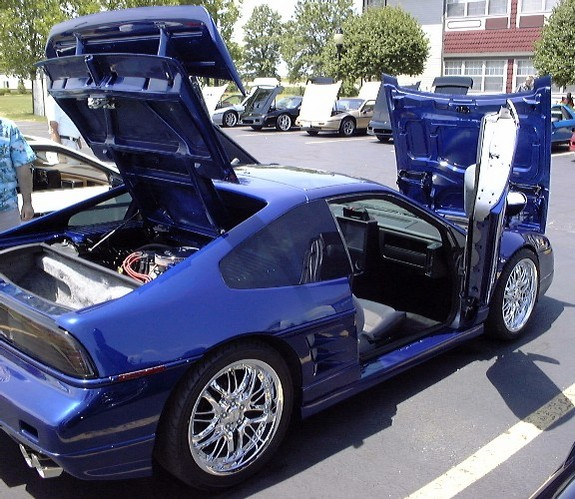 Another Snapperhead Perf 1986 Pontiac Fiero post... - 15662128