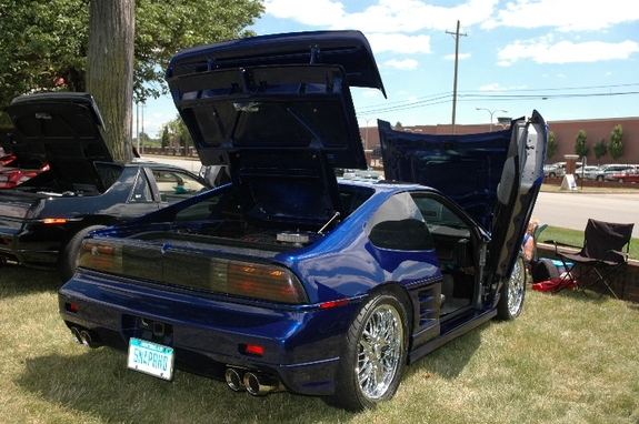 Another Snapperhead Perf 1986 Pontiac Fiero post... - 15662174