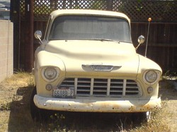 devils_devilles 1955 Chevrolet 3100