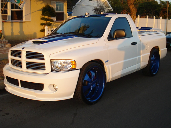 vipersting 2005 dodge ram srt 10 specs photos modification info at cardomain. Black Bedroom Furniture Sets. Home Design Ideas