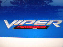 VIPERSTING 2005 Dodge Ram SRT-10