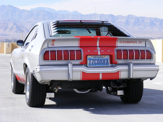 Another 77cobraIIinvegas 1977 Ford Mustang II post... - 10797435