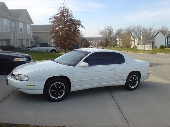 shevy14 1996 chevrolet monte carlo specs photos. Black Bedroom Furniture Sets. Home Design Ideas