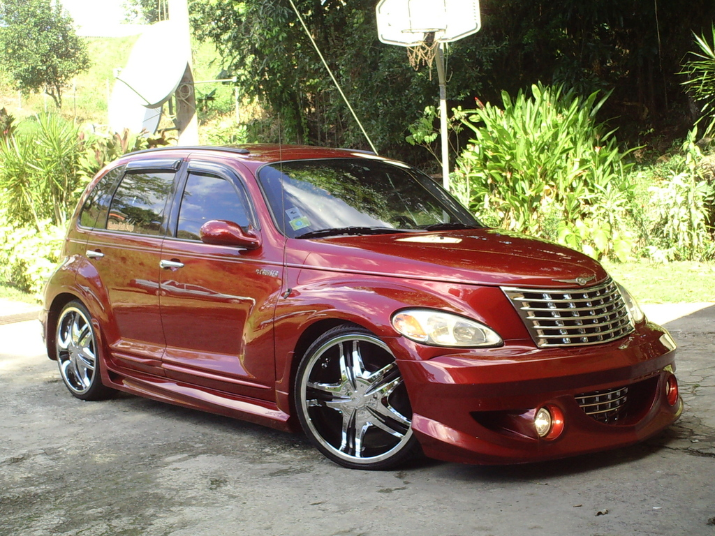 mondrum 2003 chrysler pt cruiser specs photos. Black Bedroom Furniture Sets. Home Design Ideas