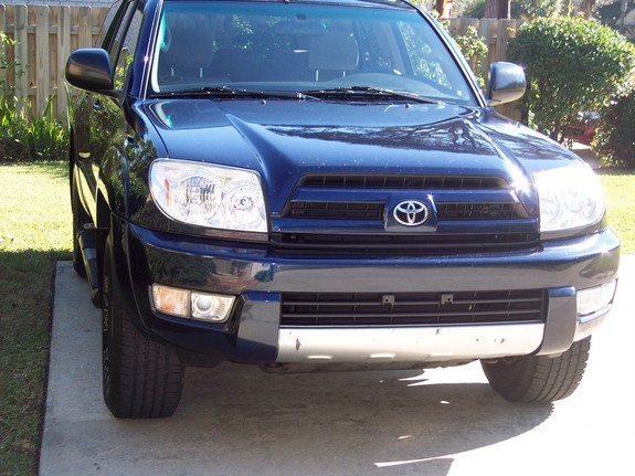 greyclev1 2003 toyota 4runner specs photos modification. Black Bedroom Furniture Sets. Home Design Ideas