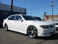 Promaxmotorsports 2003 BMW 7 Series