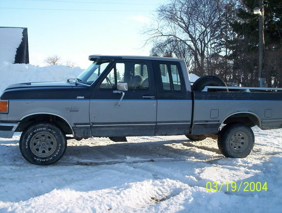 PearlGarden 1989 Ford F150 Regular Cab 9336316