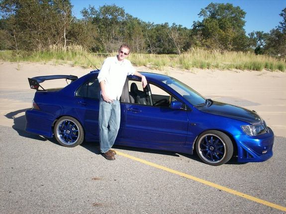 sleeplesstuning 2002 Mitsubishi Lancer Specs, Photos, Modification Info at CarDomain