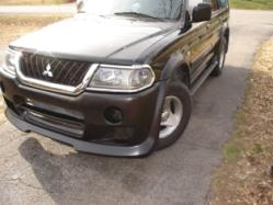 ian28s 2001 Mitsubishi Montero Sport