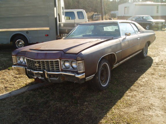 Three333 1971 Chevrolet Caprice