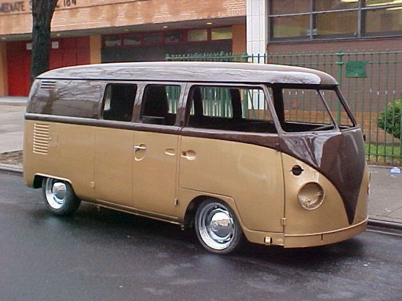 Popbbugn 1961 Volkswagen Bus Specs Photos Modification
