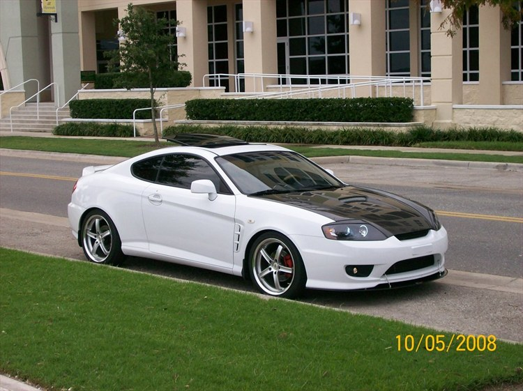 king nothing 39 s 2006 hyundai tiburon in oviedo fl. Black Bedroom Furniture Sets. Home Design Ideas