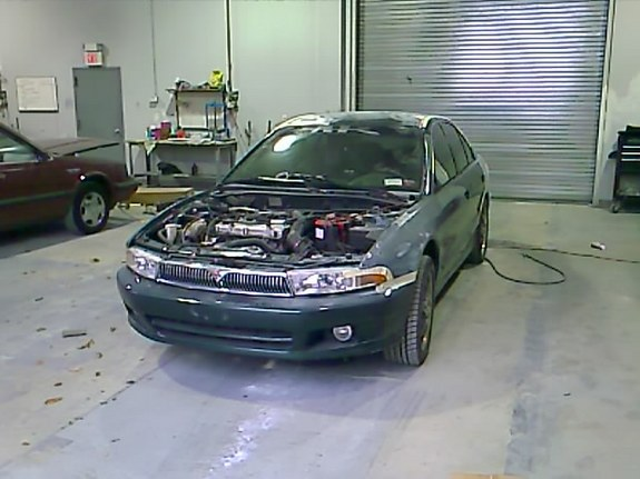 Another rsampeter 2001 Mitsubishi Galant post... - 10741502