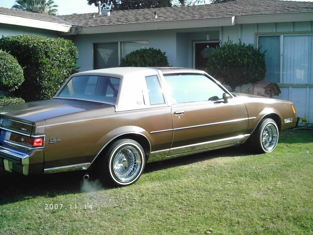 lowrider8863 1981 buick regal specs photos modification info at cardomain. Black Bedroom Furniture Sets. Home Design Ideas