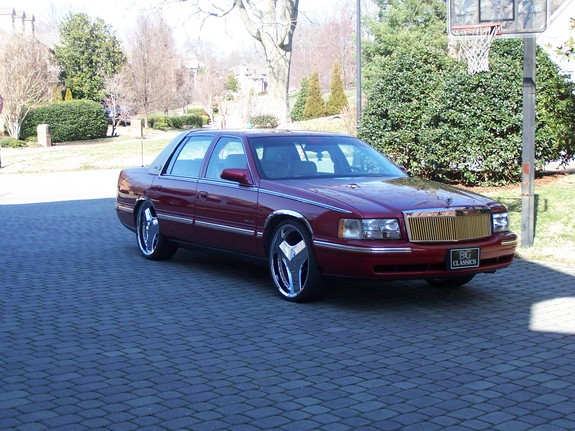 Another Slabillac 1999 Cadillac DeVille post... - 10745804