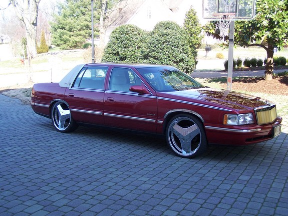 Another Slabillac 1999 Cadillac DeVille post... - 10745805