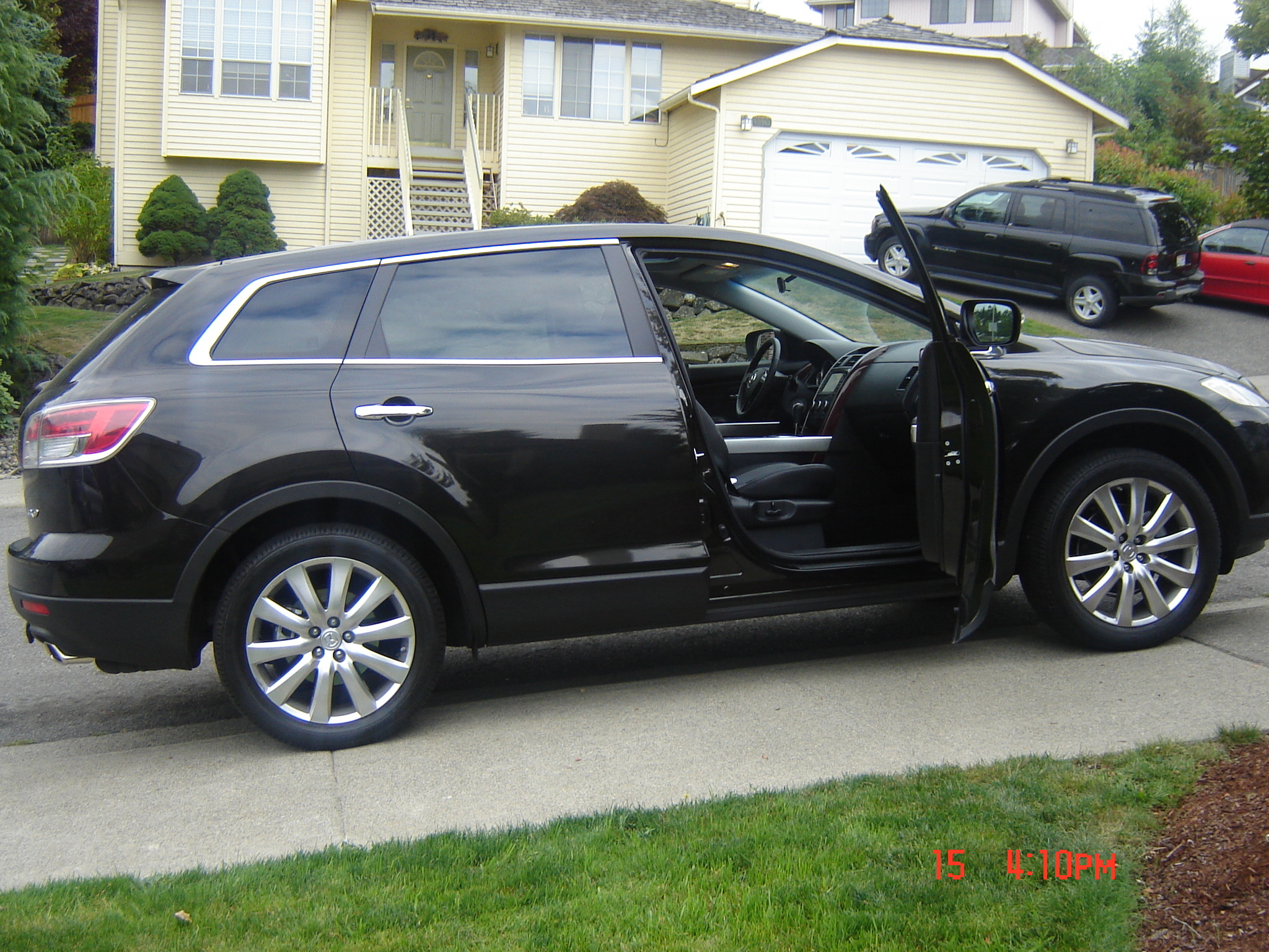 onlyohio 2007 mazda cx 9 specs photos modification info at cardomain. Black Bedroom Furniture Sets. Home Design Ideas