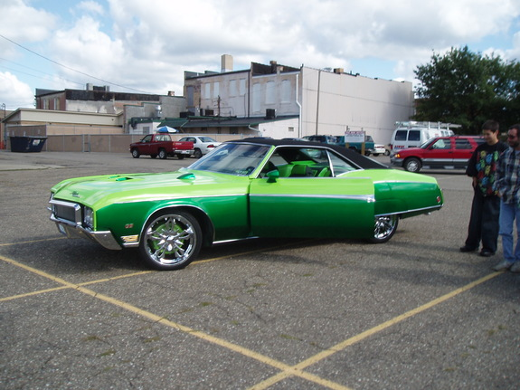 Another soureyedcandy 1970 Buick Riviera post... - 10746534