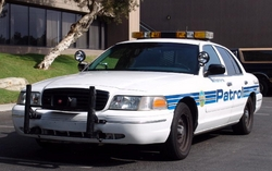 Hennessey_Patrol 2006 Ford Crown Victoria