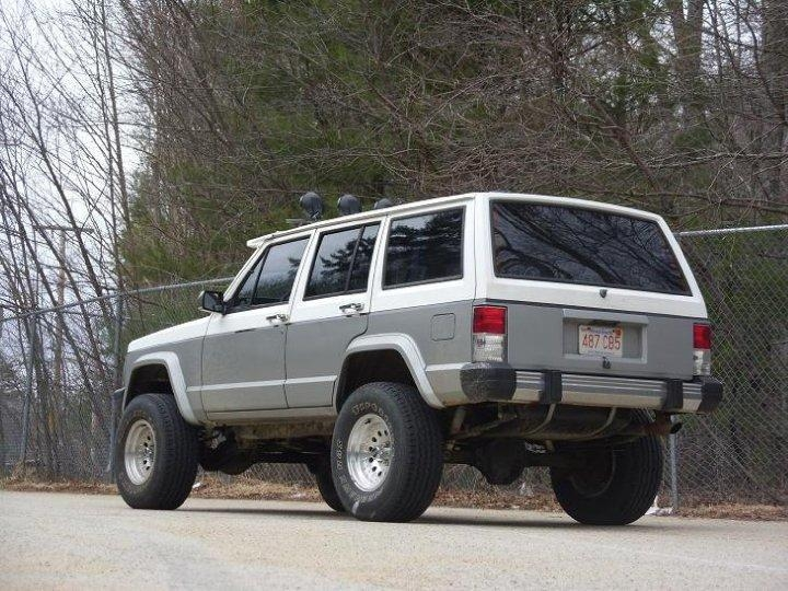 Another CaitlynAnnie666 1992 Jeep Cherokee post... - 10750656