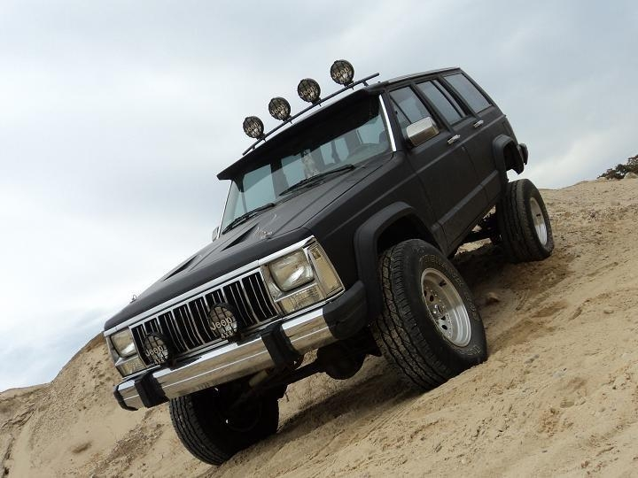 Another CaitlynAnnie666 1992 Jeep Cherokee post... - 10750679